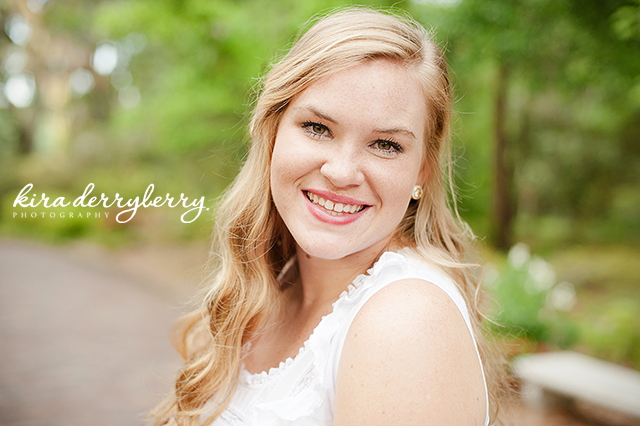 Tallahassee Senior Portraits Kira Derryberry Photography
