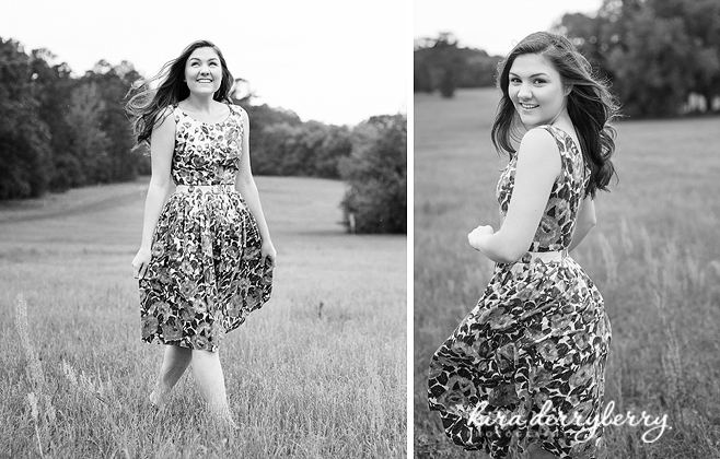 Tallahassee Senior Portrait Photography | Kira Derryberry Photography