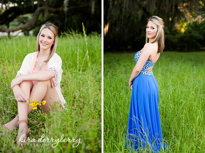Tallahassee Senior Photography | Kira Derryberry Photography