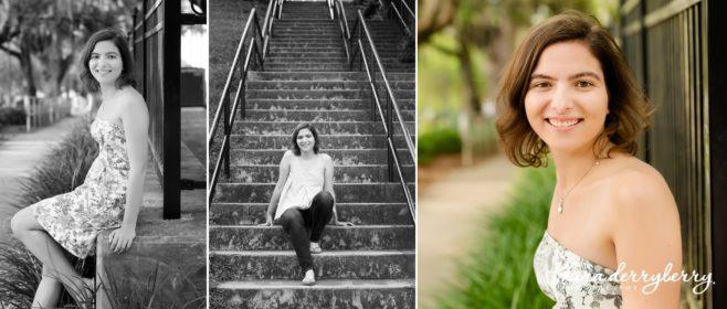 Tallahassee Senior Portraits